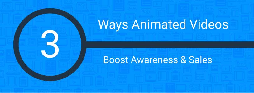 3 ways video increases awareness sales