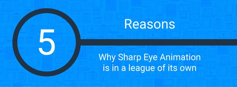 Why sharp eye