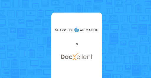 sharp eye animation docxellent case study