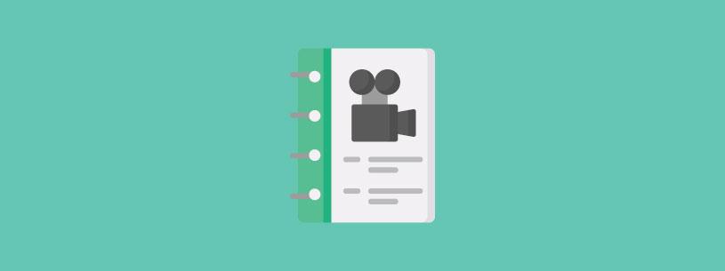 Explainer video script outline