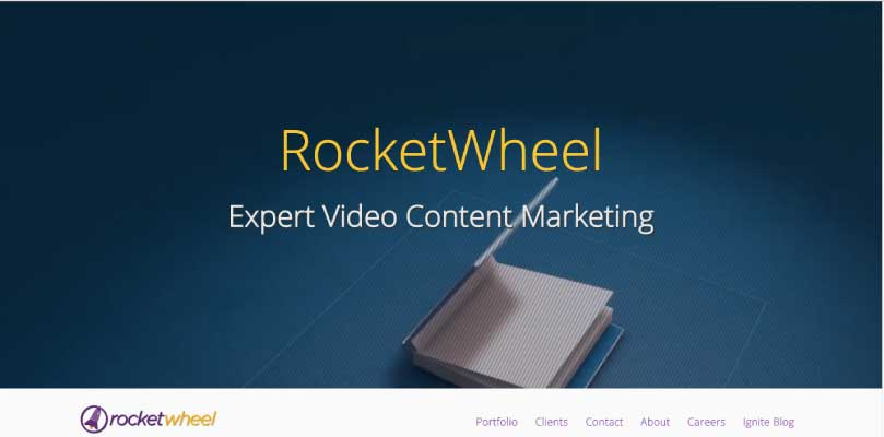 RocketWheel website