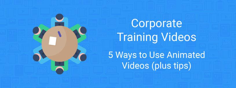 Corporate Training Videos graphic
