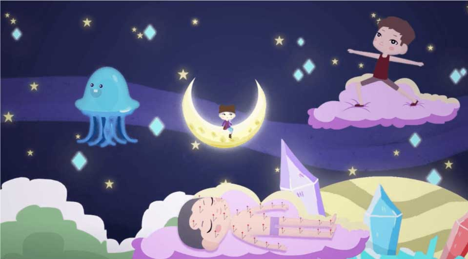 full cartoon animation example