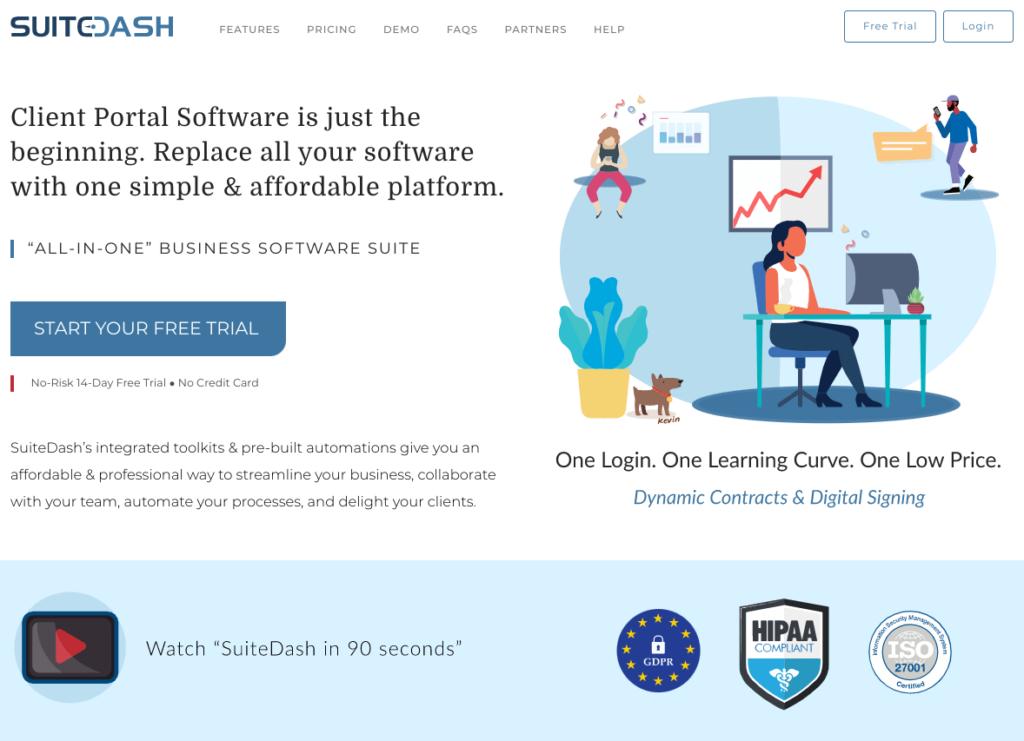 Explainer video case study: SuiteDash