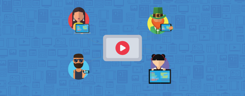 Animated corporate training videos
