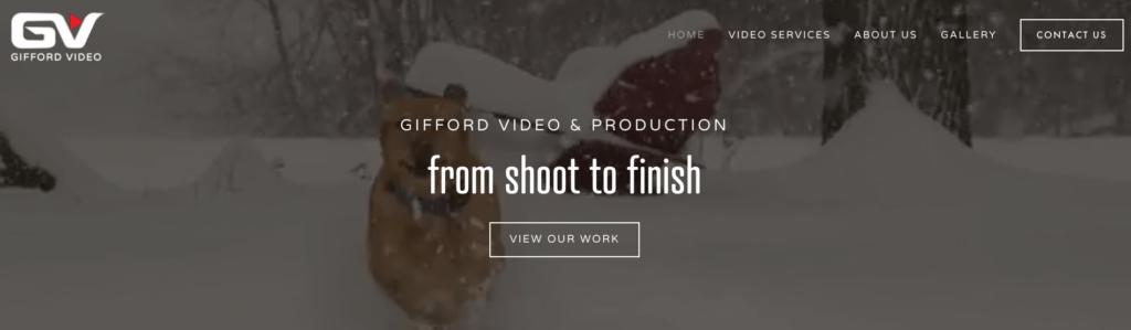 gifford video website